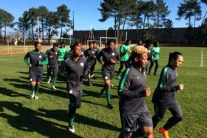 Super Falcons To Face Gambia In AFCON Qualifiers