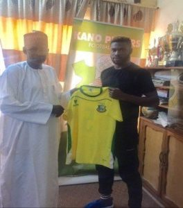 Home Eagles Defender Orji Joins Kano Pillars