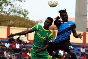 NPFL: Leaders Lobi Host Pillars; MFM, Rivers Clash In Lagos
