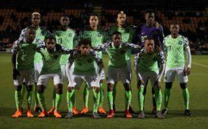 Ideye Returns, Sadiq Umar, Dayo Ojo, Musa Muhammed, Nwakali Make Super Eagles Provisional List