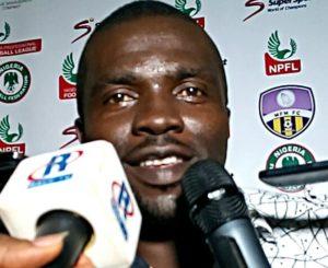 Ilechukwu:  MFM Eyeing Win In Mali