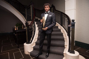 Iwobi Pleased To Win 'Philanthropic Endeavour: Community Action' Award From BOA