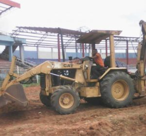 Contractor: Enyimba Stadium pitch needs N60 million to be ready