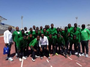 Flying Eagles charged to prepare mentally for upcoming WAFU U-20 tournament