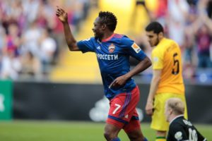 In-form Musa Fires CSKA Moscow To UCL Spot; Igboun On Target, Idowu Faces Relegation Play-Offs