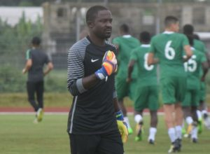 Ajiboye Vows To Make Super Eagles' Final World Cup Squad