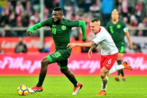 Ogu Warns Argentina, Croatia: Don't Underrate Super Eagles