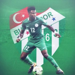 Abdullahi: I'm Honoured To Make Nigeria's Provisional World Cup Squad