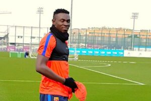 Bassey Rejoins Akwa United From Iranian Club