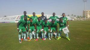 Flying Eagles Starting Line Up Against Guinea Bissau Revealed – Akor Benched, Eneji Starts