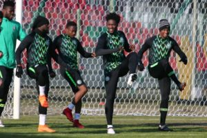 NFF in negotiations with Nike over new contract