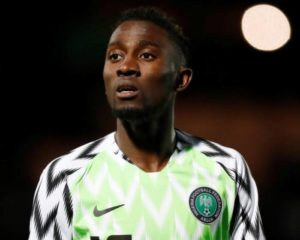 Ndidi Named In France Football Magazine's African Team Of The Year