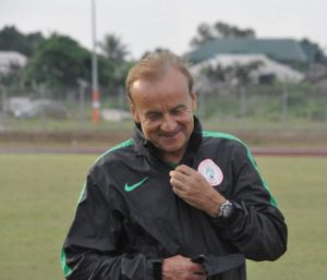 ROHR: Super Eagles will not face Morocco in  Pre-AFCON Clash