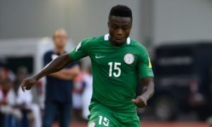 Moses Simon: My presence in Eagles'll bring out Samuel Kalu's best