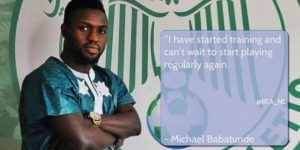 Babatunde Makes Assist As Wydad Bag 8th Consecutive Win