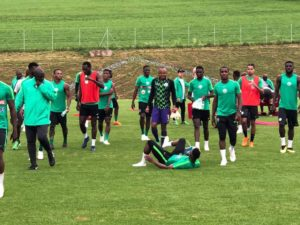 Mikel's Guile, Iwobi's Vision, Ahmed Musa's Pace & Ndidi's Energy Tops Highlight