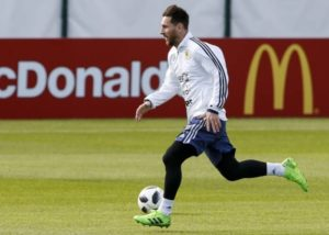 Lionel Messi: Super Eagles will be difficult to beat
