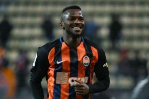 Kayode: Why I left Manchester City For Shaktar Donetsk