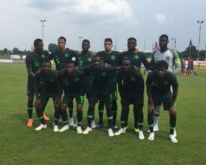 Super Eagles Off To Johannesburg Thursday For Bafana Clash