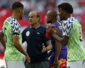 Rohr says he will wait till last minute to name Super Eagles starting XI vs Croatia