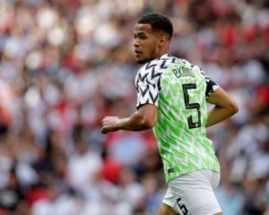 Troost-Ekong will lead Super Eagles against Shevchenko's Ukraine