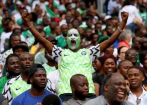 2,000 Nigerian fans still in Russia six months after World Cup