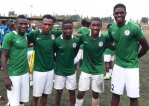 Flying Eagles off to Mauritania finally