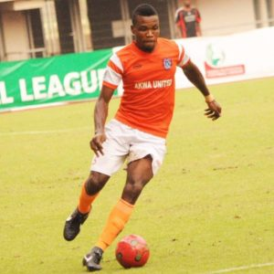 Akwa United defender Ariwachukwu laments indefinite suspension of NPFL matches