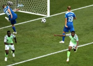 Ahmed Musa gets nomination for Goal of the Tournament
