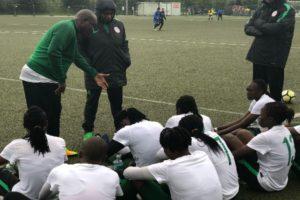 Falconets Coach Danjuma Names Ajibade, Gift, 19 Others For 2018 FIFA U-20 Women's World Cup