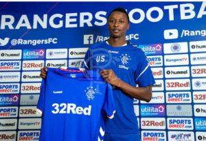 Official – Sadiq Umar Seals Loan Move To Scottish Giants Rangers, Picks Shirt Number