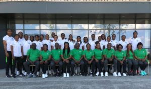 Falconets To Depart Austria For France Thursday