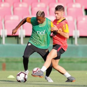 Onyekuru Ready For Fresh Start With Galatasaray In Turkish League