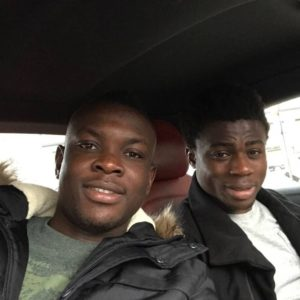 Moses Simon Arrives Levante For Medicals, Younger Brother Thankgod Begins Trials At Gent