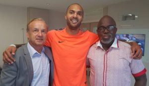 Ikeme to join Eagles technical crew in October - Rohr