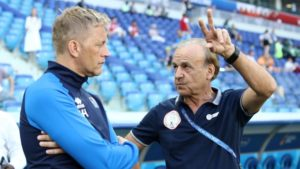 Rohr: Super Eagles Can't Afford To Lose To Seychelles