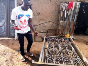 Kwara United Defender Akinmoladun Looks To Welding Business After Football Life