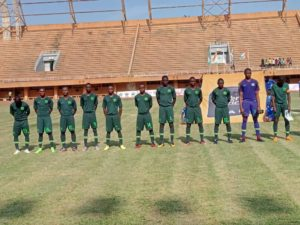 Top Five Performers In Golden Eaglet 5-1 Win Over Cote d'Ivoire