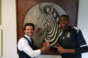 Osimhen Wants More Game Time For Sporting Charleroi