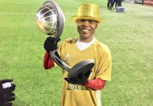 Super Falcons' Faith Ikidi wins Swedish league title with Pitea