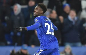 Ndidi Scores To Rescue Point For Leicester, Iheanacho Subbed Off In Draw Vs West Ham