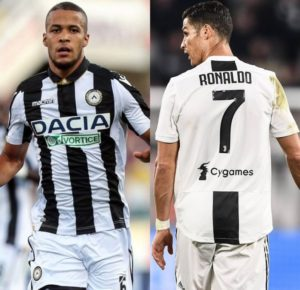 Troost-Ekong Faces Ronaldo Test As Udinese Target Juve Scalp