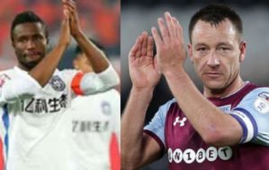 Mikel Hails Terry On Retirement From Playing Football