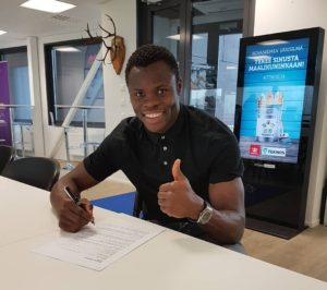 Why I'm Staying in Finland -Taye Taiwo
