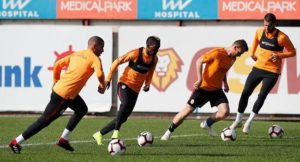 Onyekuru Set For Galatasaray Return In Derby Clash Vs Fenerbache