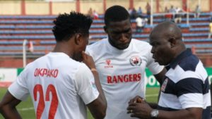 Ogunbote Signs New One Year Contract With Rangers
