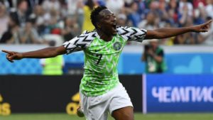 Why Ahmed Musa Will Captain Super Eagles Against Libya Ahead Of Onazi
