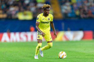 Samuel Chukwueze Bags Assist As Villarreal Thrash Rapid Wien In Europa League