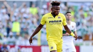 Samuel Chukwueze Shines For Villarreal Against Spartak Moscow In Europa League