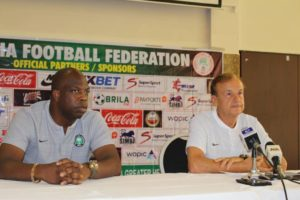 Tunde Adelakun  Appointed As Super Eagles Scout
